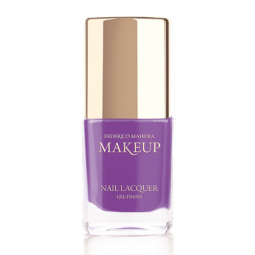 NAGELLACK GEL FINISH - TRENDY VIOLET